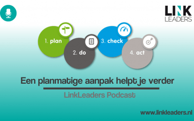 #7 Een planmatige aanpak helpt je verder
