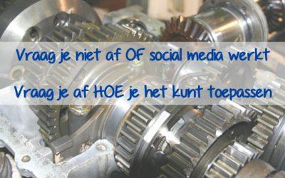 5 voordelen van social media voor industriële bedrijven